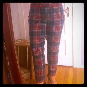 Vineyard Vines cropped wool pants (holiday party!)